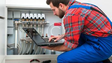 Instalace a servis plynu, topení a vody